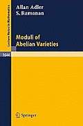 Moduli of Abelian Varieties, Vol. VI