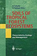 Soils of Tropical Forest Ecosystems: Characteristics, Ecology & Management