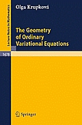 The Geometry of Ordinary Variational Equations