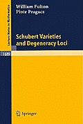 Schubert Varieties & Degeneracy Loci
