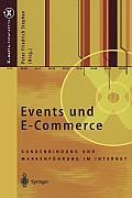 Events Und E-Commerce: Kundenbindung Und Markenfuhrung Im Internet