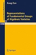 Representations of Fundamental Groups of Algebraic Varieties