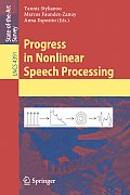Lecture Notes in Computer Science #4391: Progress in Nonlinear Speech Processing