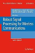 Robust Signal Processing for...