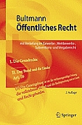 Offentliches Recht: Mit Vertiefung Im Gewerbe-, Wettbewerbs-, Subventions- Und Vergaberecht