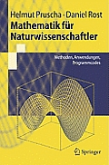 Mathematik Fa1/4r Naturwissenschaftler: Methoden, Anwendungen, Programmcodes (Springer-Lehrbuch)