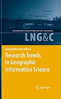 Research Trends in Geographic Information Science Cover