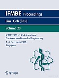 13th International Conference on Biomedical Engineering: ICBME 2008, 3-6 December 2008, Singapore