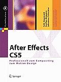 Motion Design Mit After Effects: Arbeitsstrategien Fur Einsteiger Und Fortgeschrittene (2013)