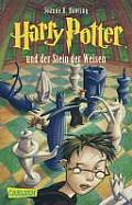 Harry Potter 01 und der Stein der Weisen Harry Potter 01 & the Sorcerers Stone German