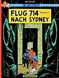 Tim und Struppi Flug 714 Nach Sydney