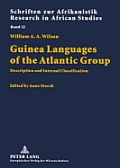 Guinea Languages of the Atlantic Group