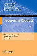 Progress in Robotics: FIRA RoboWorld Congress 2009, Incheon, Korea, August 16-20, 2009. Proceedings