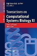 Lecture Notes in Computer Science / Transactions on Computat #5750: Transactions on Computational Systems Biology: Computational Models for Cell Processes