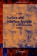 Springer Series in Chemical Physics #74: Surface and Interface Analysis
