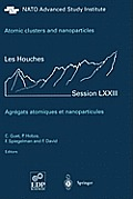 Les Houches - Ecole D'Ete de Physique Theorique #73: Atomic Clusters and Nanoparticles. Agregats Atomiques Et Nanoparticules: Les Houches Session LXXIII 2-28 July 2000 Cover
