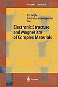 Springer Series in Materials Science #54: Electronic Structure and Magnetism of Complex Materials