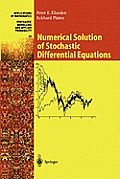 Stochastic Modelling and Applied Probability #23: Numerical Solution of Stochastic Differential Equations Cover