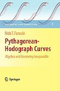 Pythagorean-Hodograph Curves: Algebra and Geometry Inseparable