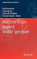 Augmented Vision and Reality #3: Machine Vision Beyond Visible Spectrum