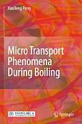 Micro Transport Phenomena During Boiling