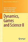 Springer Proceedings in Mathematics #2: Dynamics, Games and Science II: Dyna 2008, in Honor of Maur CIO Peixoto and David Rand, University of Minho, Braga, Portugal, September 8-12, 2008 Cover