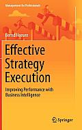Effective Strategy Execution: Improving Performance with Business Intelligence