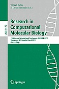 Research in Computational Molecular Biology: 15th Annual International Conference, RECOMB 2011, Vancouver, BC, Canada, March 28-31, 2011, Proceedings