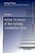 Active Tectonics of the Hellenic Subduction Zone (Springer Theses) Cover