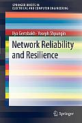 Network Reliability and Resilience (Springerbriefs in Electrical and Computer Engineering)