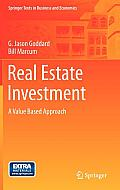 Real Estate Investment: A Value...