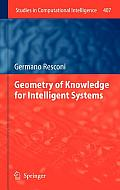 Studies in Computational Intelligence #407: Geometry of Knowledge for Intelligent Systems