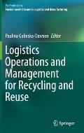 Logistics Operations and Management for Recycling and Reuse (Ecoproduction)