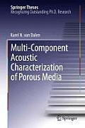 Multi-Component Acoustic Characterization of Porous Media (Springer Theses)