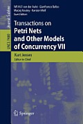 Transactions on Petri Nets and Other Models of Concurrency VII