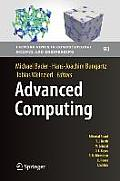 Lecture Notes in Computational Science and Engineering #93: Advanced Computing