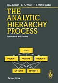 The Analytic Hierarchy Process: Applications and Studies