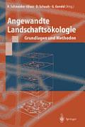 Angewandte Landschaftsokologie: Grundlagen Und Methoden