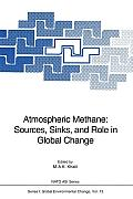 NATO Asi Series (Closed) / NATO Asi Subseries I: #13: Atmospheric Methane: Sources, Sinks, and Role in Global Change