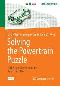 Solving the Powertrain Puzzle: 10th Schaeffler Symposium April 3/4, 2014