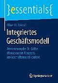 Integriertes Geschaftsmodell:...