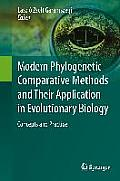 Modern Phylogenetic Comparative Methods and Their Application in Evolutionary Biology: Concepts and Practice