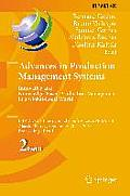 IFIP Advances in Information and Communication Technology #439: Advances in Production Management Systems: Innovative and Knowledge-Based Production Management in a Global-Local World: Ifip Wg 5.7 Int