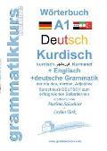 Worterbuch Deutsch - Kurdisch - Kurmandschi - Englisch