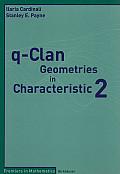 q Clan Geometries In Characteristic 2