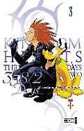 Kingdom Hearts 358 2 Days Volume 3