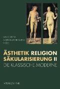 Ästhetik, Religion, Säkularisierung 2
