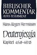 Deuterojesaja (45,8-49,13)