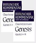 Genesis. Kapitel 1 - 3 / Kapitel 4 - 11