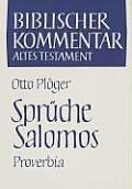 Sprüche Salomos (Proverbia)